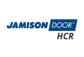 jamison h c r doors logo