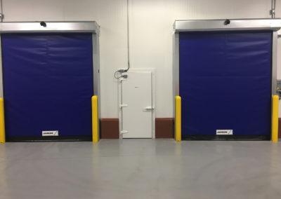 Dynamic Roll door