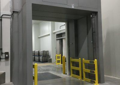 HCR door