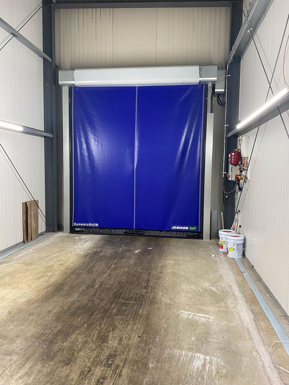 New Jamison Door